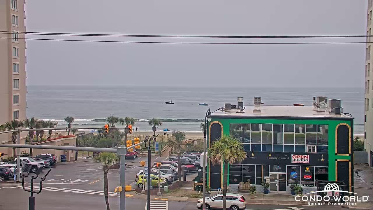 North Myrtle Beach, South Carolina Sun. 17:34
