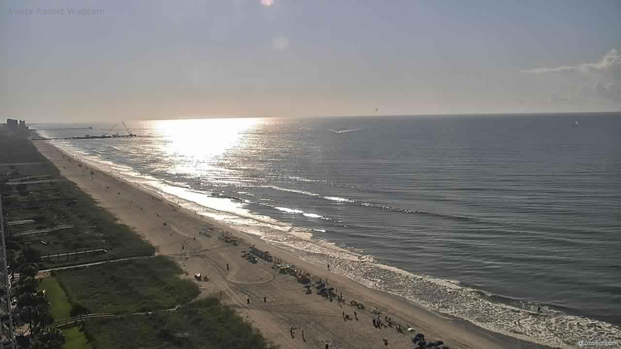 North Myrtle Beach, South Carolina Wed. 08:55