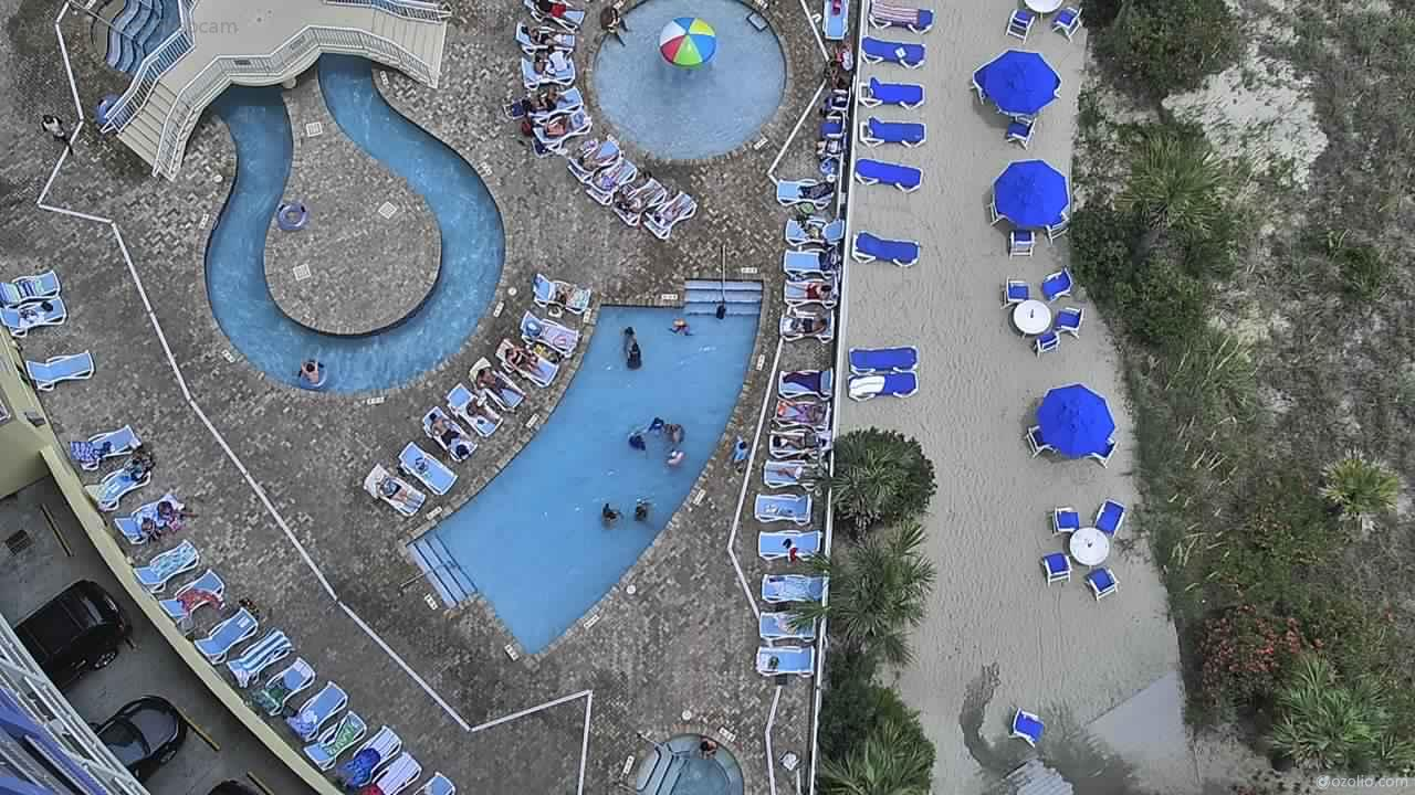 North Myrtle Beach, South Carolina Wed. 13:55