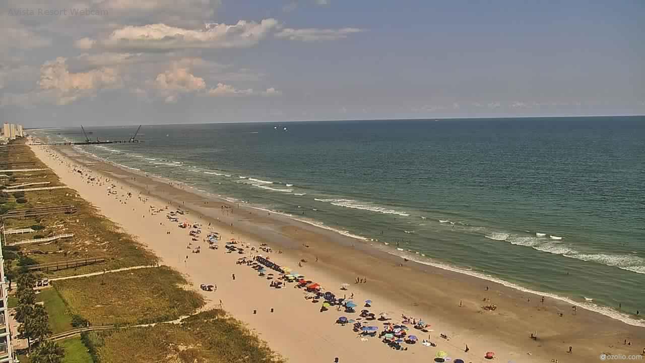 North Myrtle Beach, South Carolina Wed. 14:55