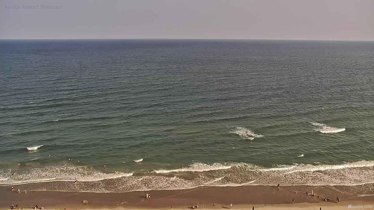 North Myrtle Beach, South Carolina Wed. 17:55