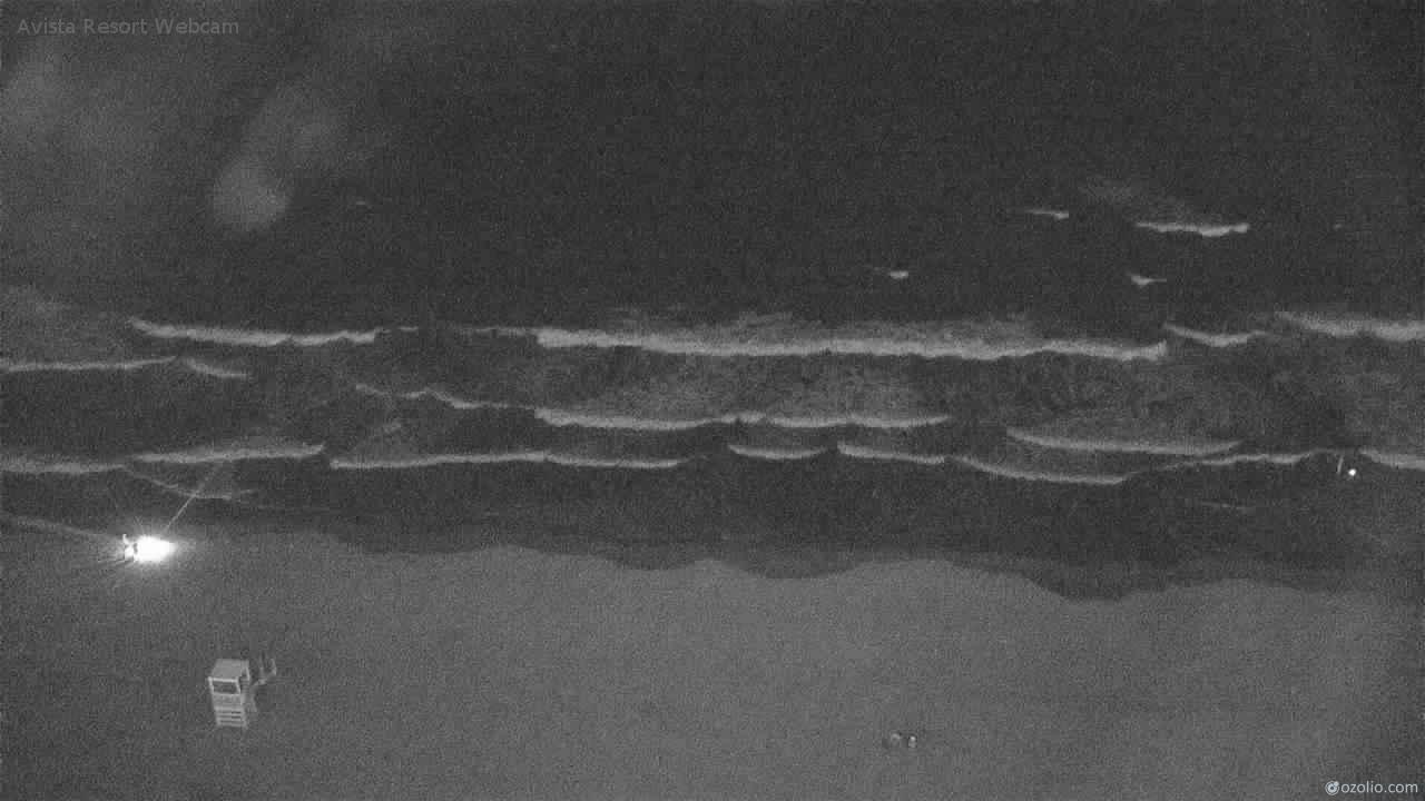 North Myrtle Beach, South Carolina Wed. 22:55