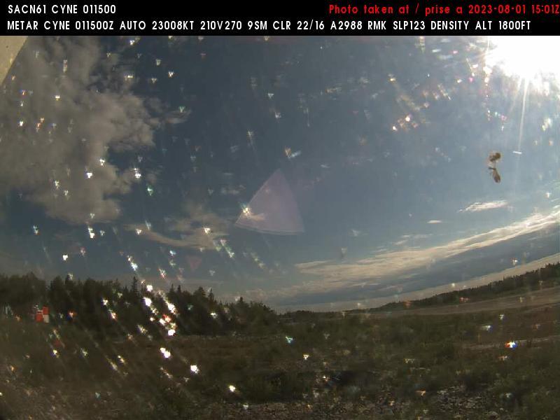 Norway House Sun. 10:14
