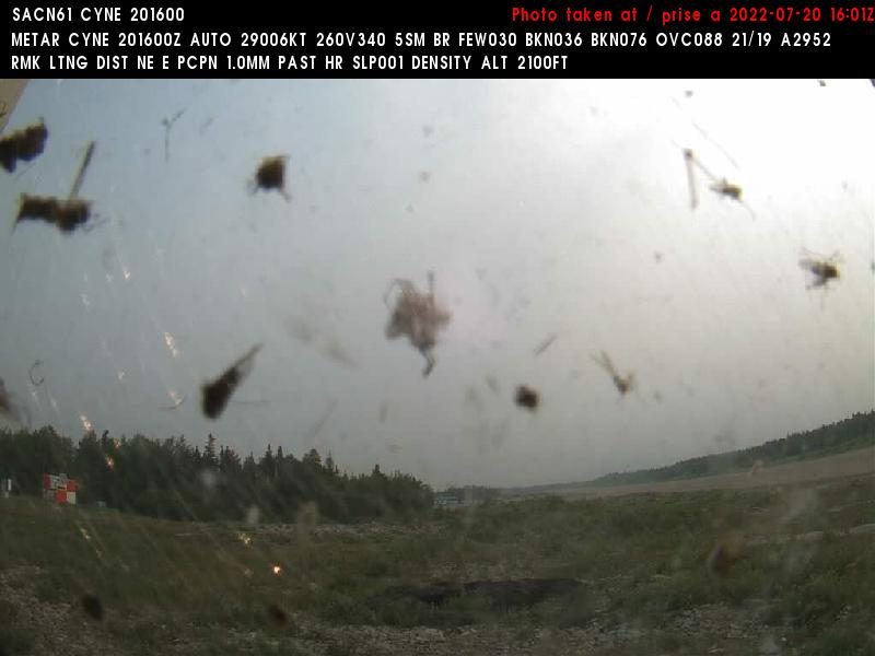 Norway House Sun. 11:14