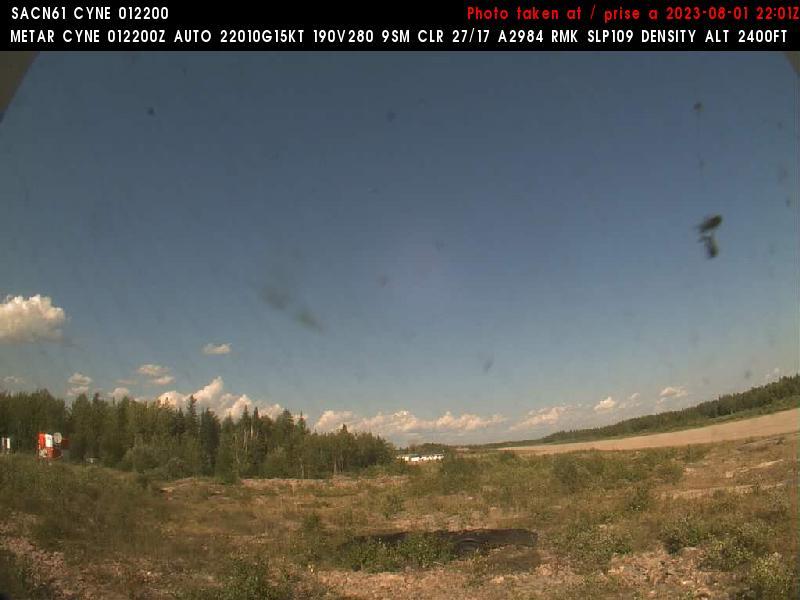 Norway House Sun. 17:14
