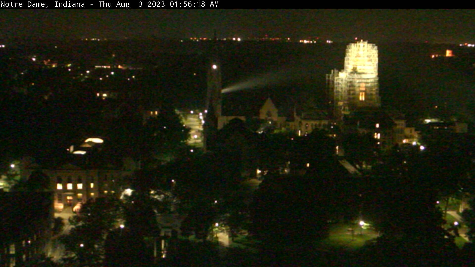 Notre Dame, Indiana Sat. 01:56