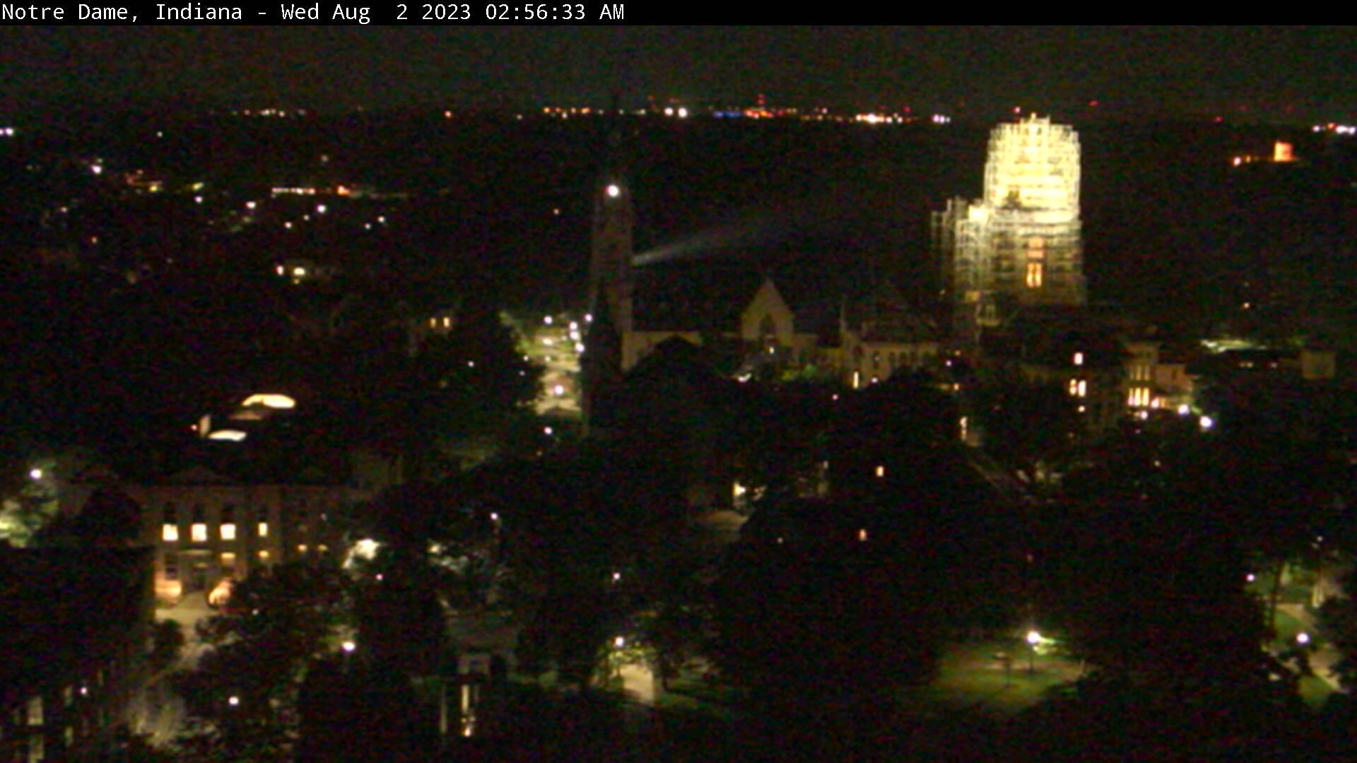 Notre Dame, Indiana Sat. 02:56