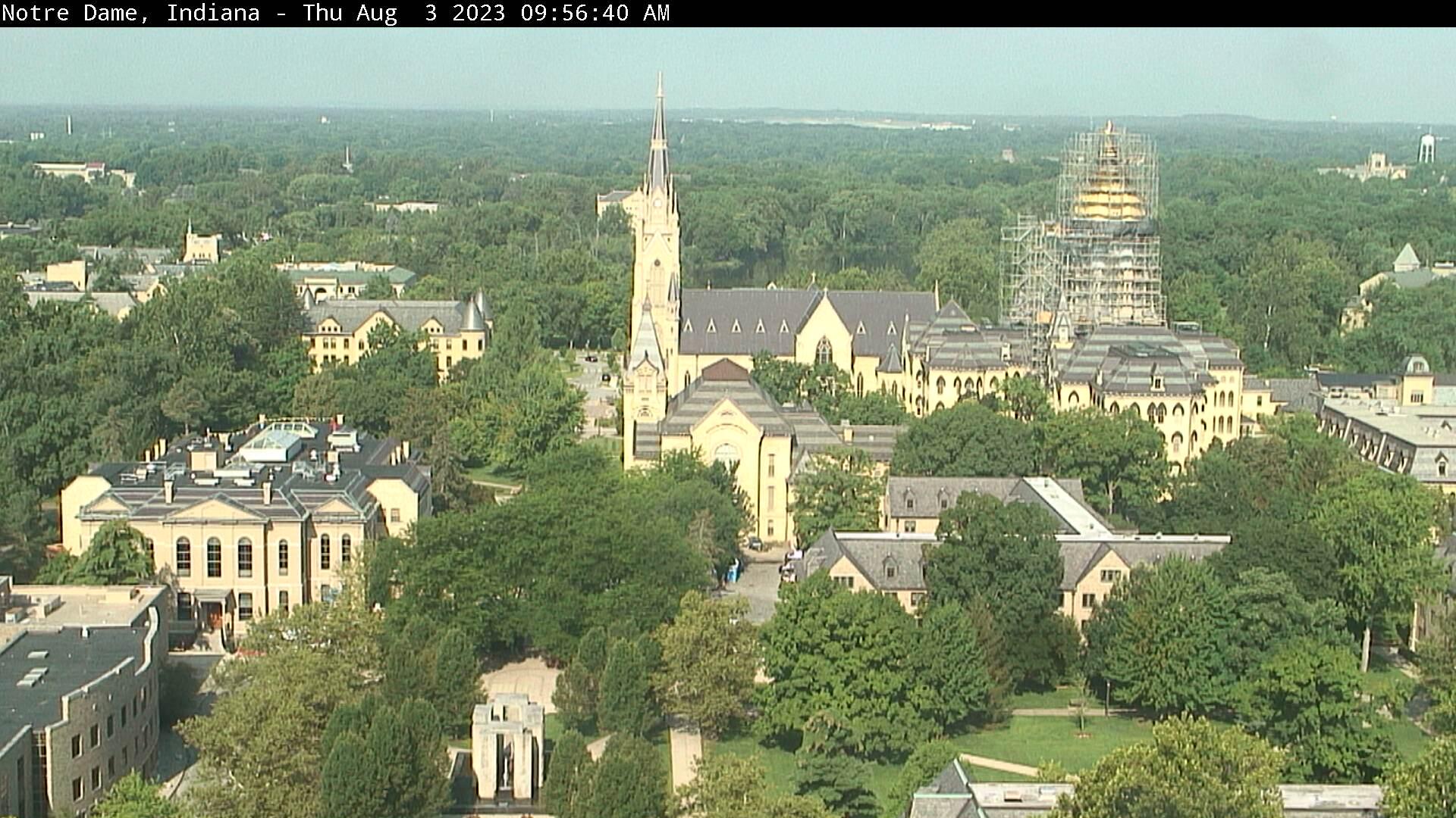 Notre Dame, Indiana Sat. 09:56