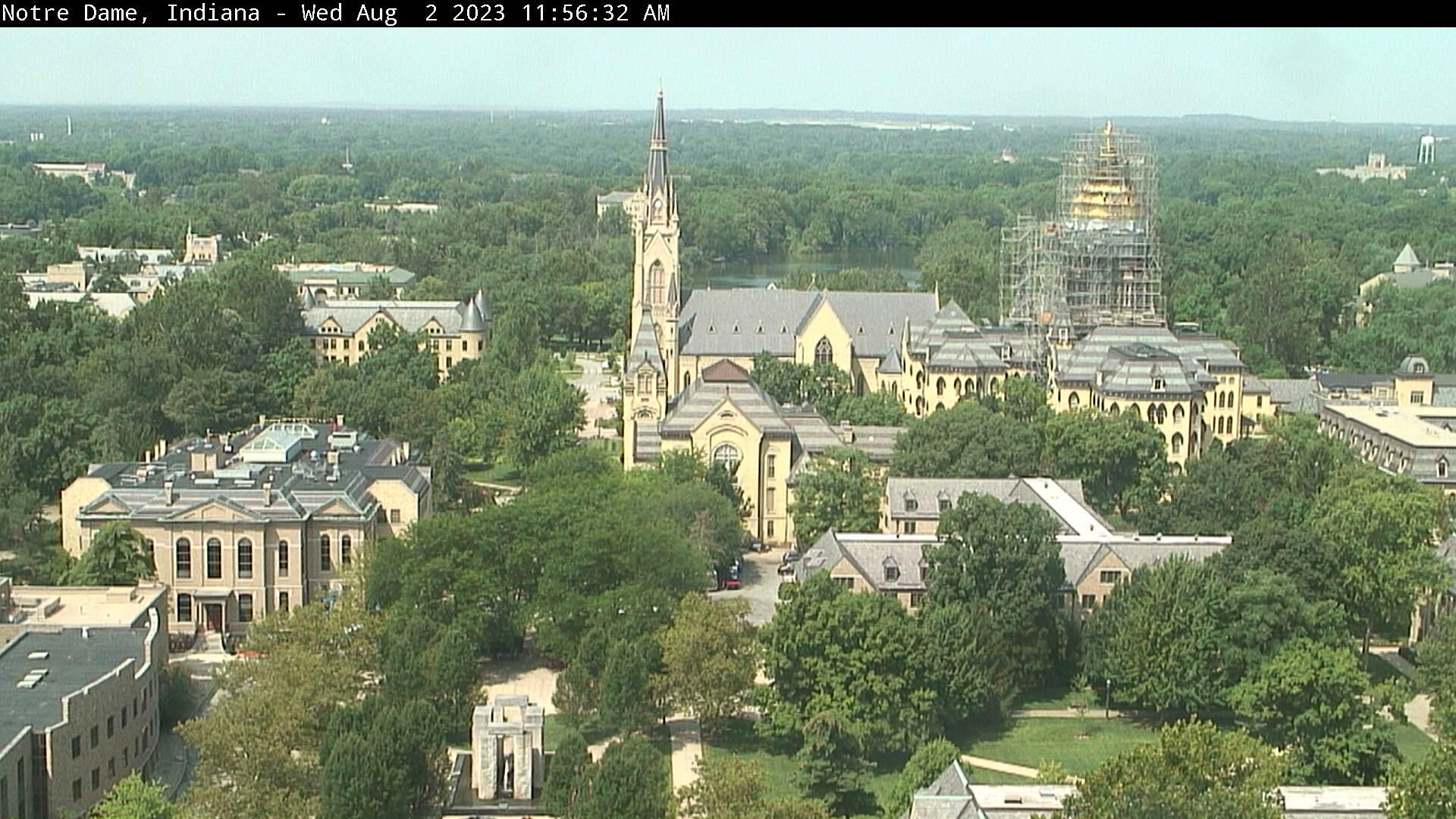 Notre Dame, Indiana Sat. 11:56