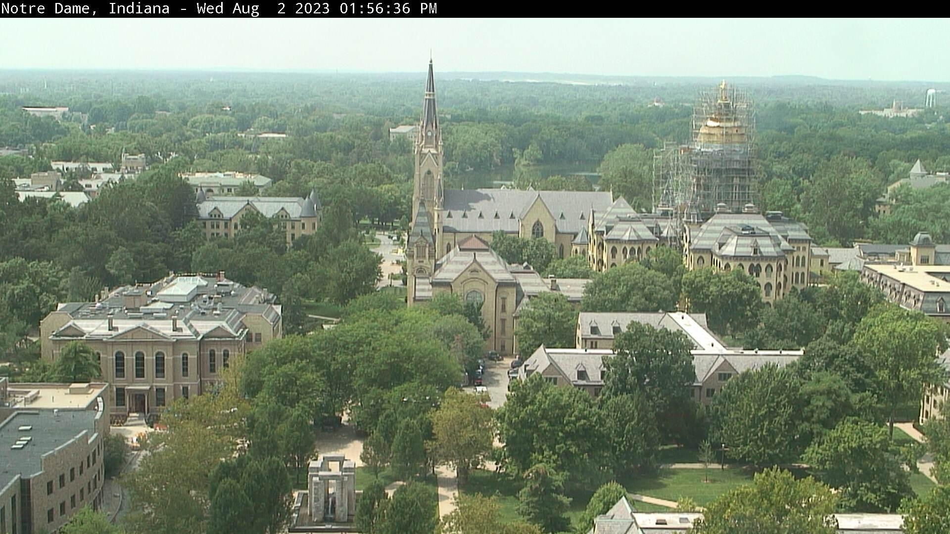 Notre Dame, Indiana Sat. 13:56