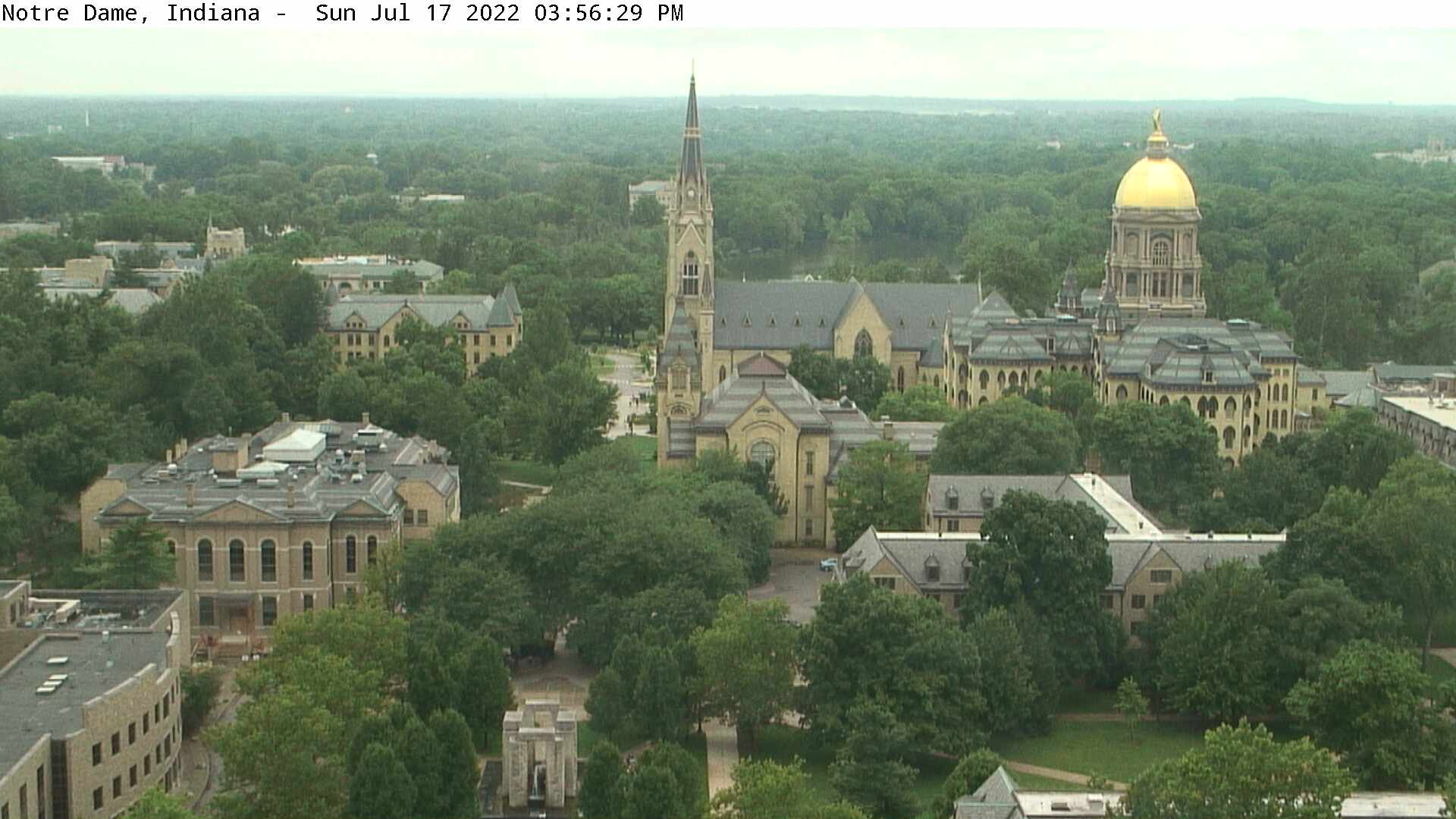 Notre Dame, Indiana Sat. 15:57