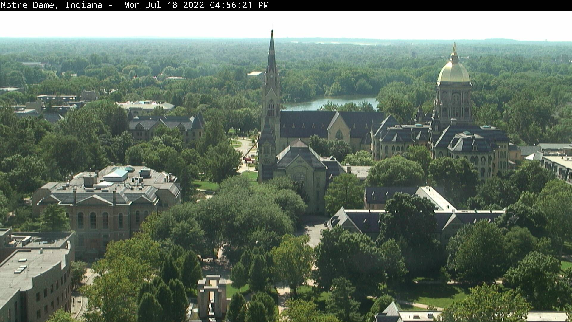 Notre Dame, Indiana Sat. 16:56