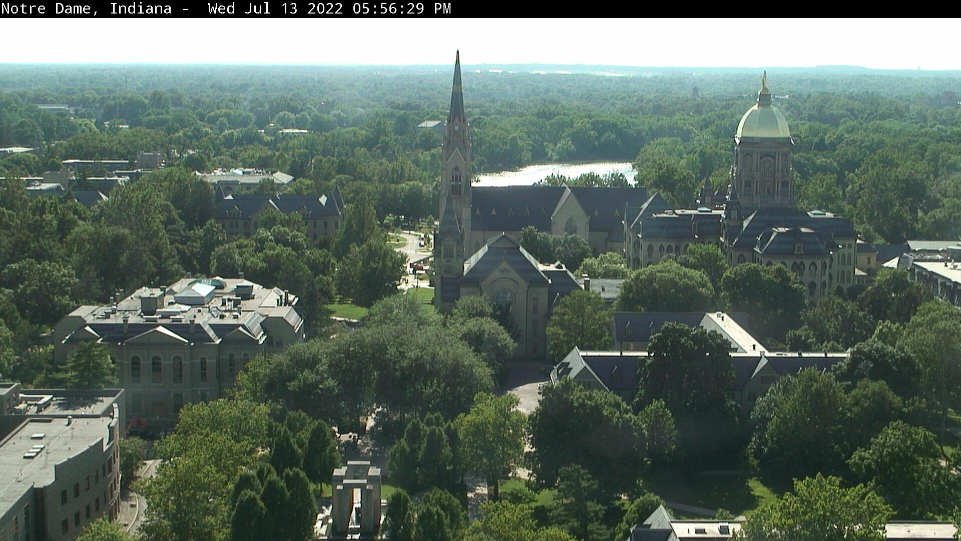 Notre Dame, Indiana Sat. 17:56