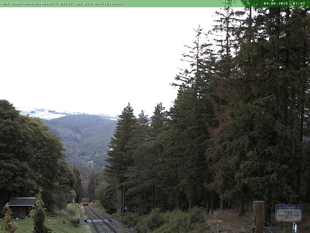 Oberweißbach Mon. 08:03