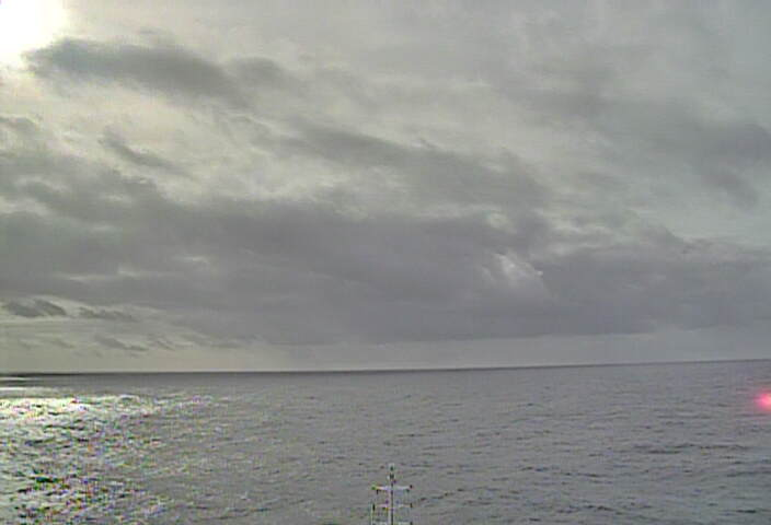 Webcam And Position Of The Oceana P And O Cruises