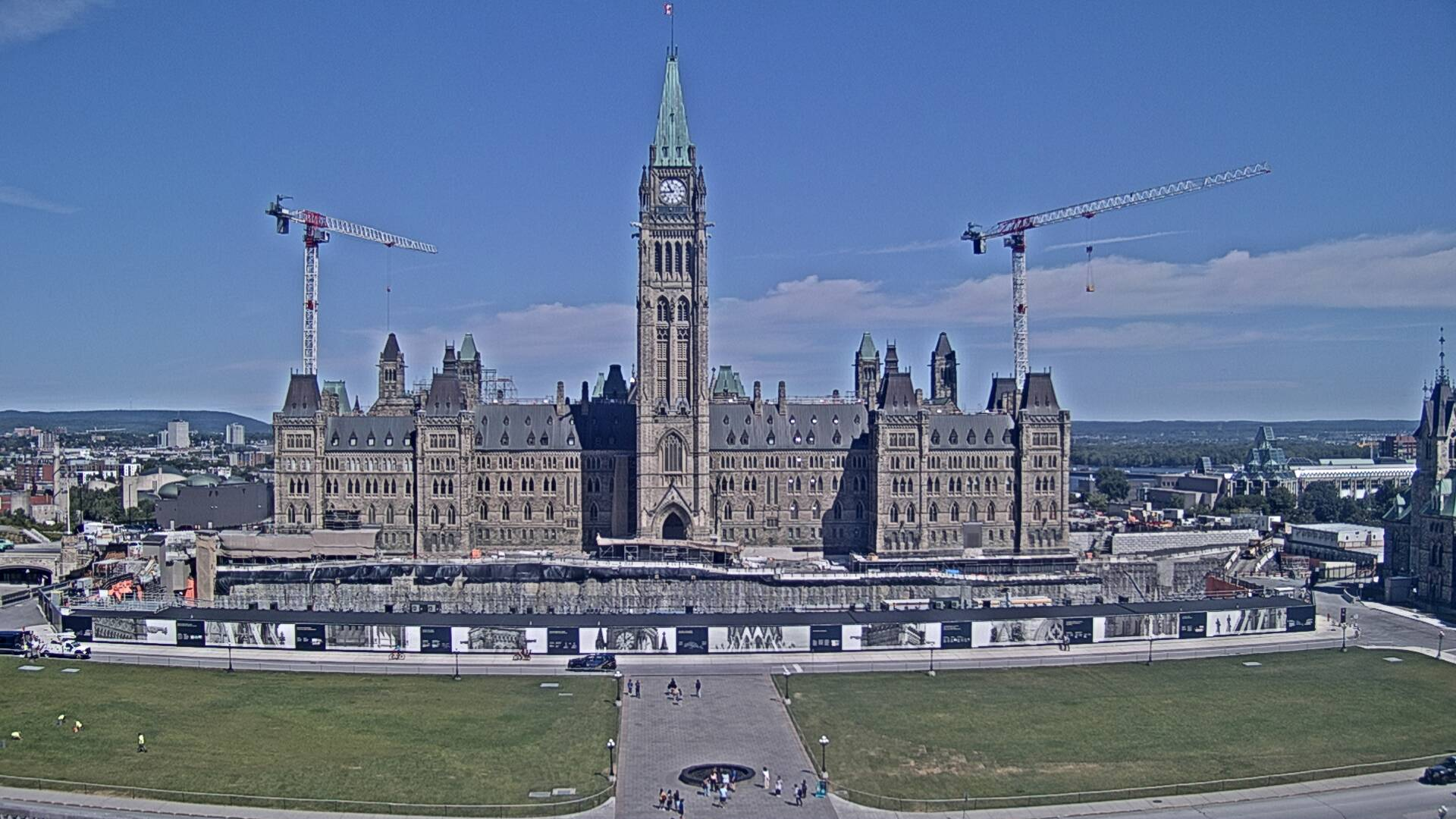 Ottawa Live Camera
