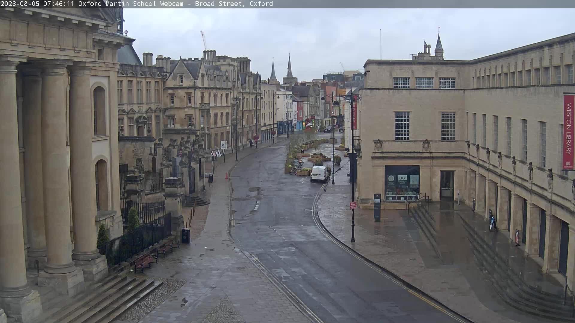 Oxford Sun. 07:46