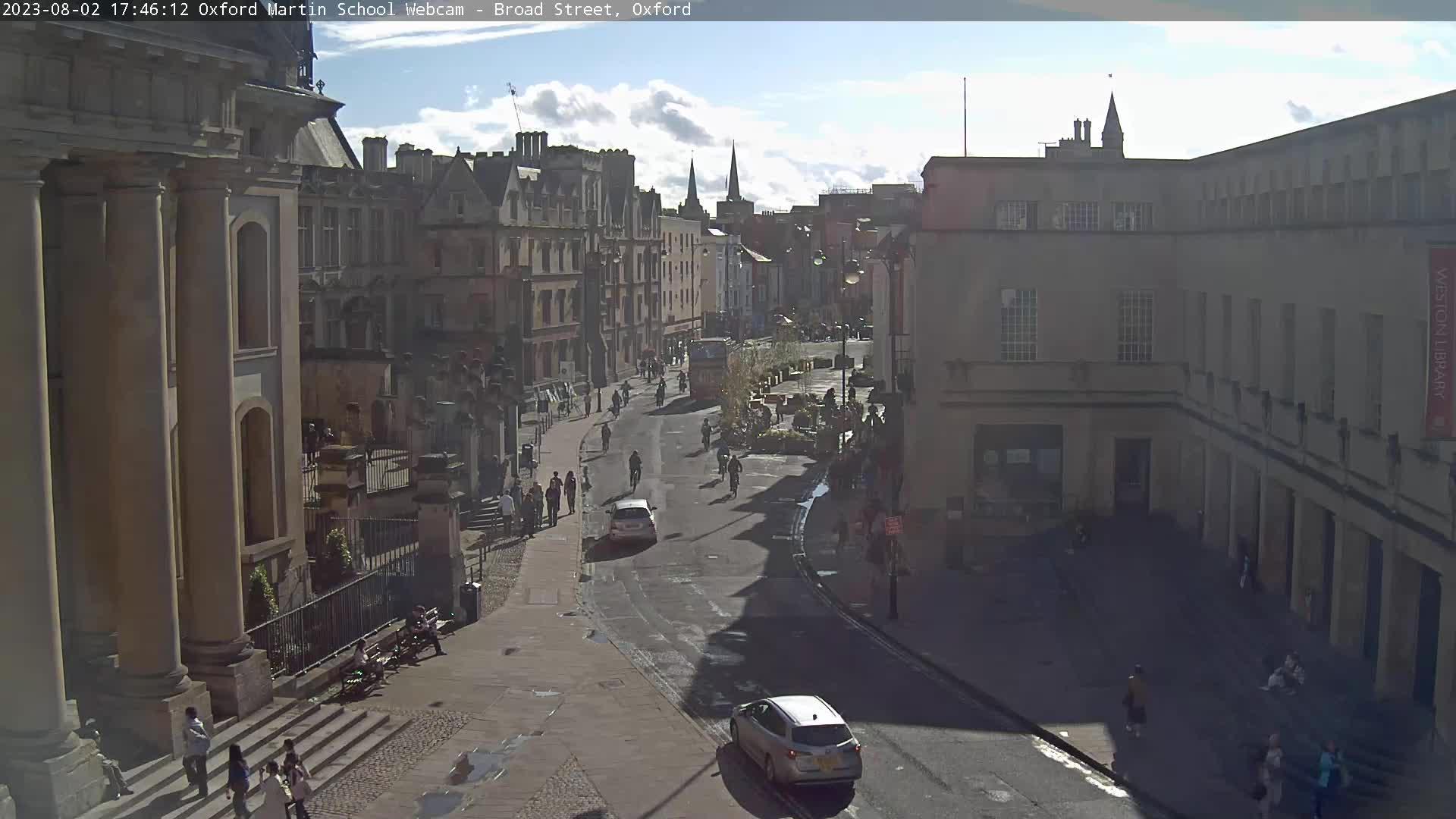 Oxford Sun. 17:46
