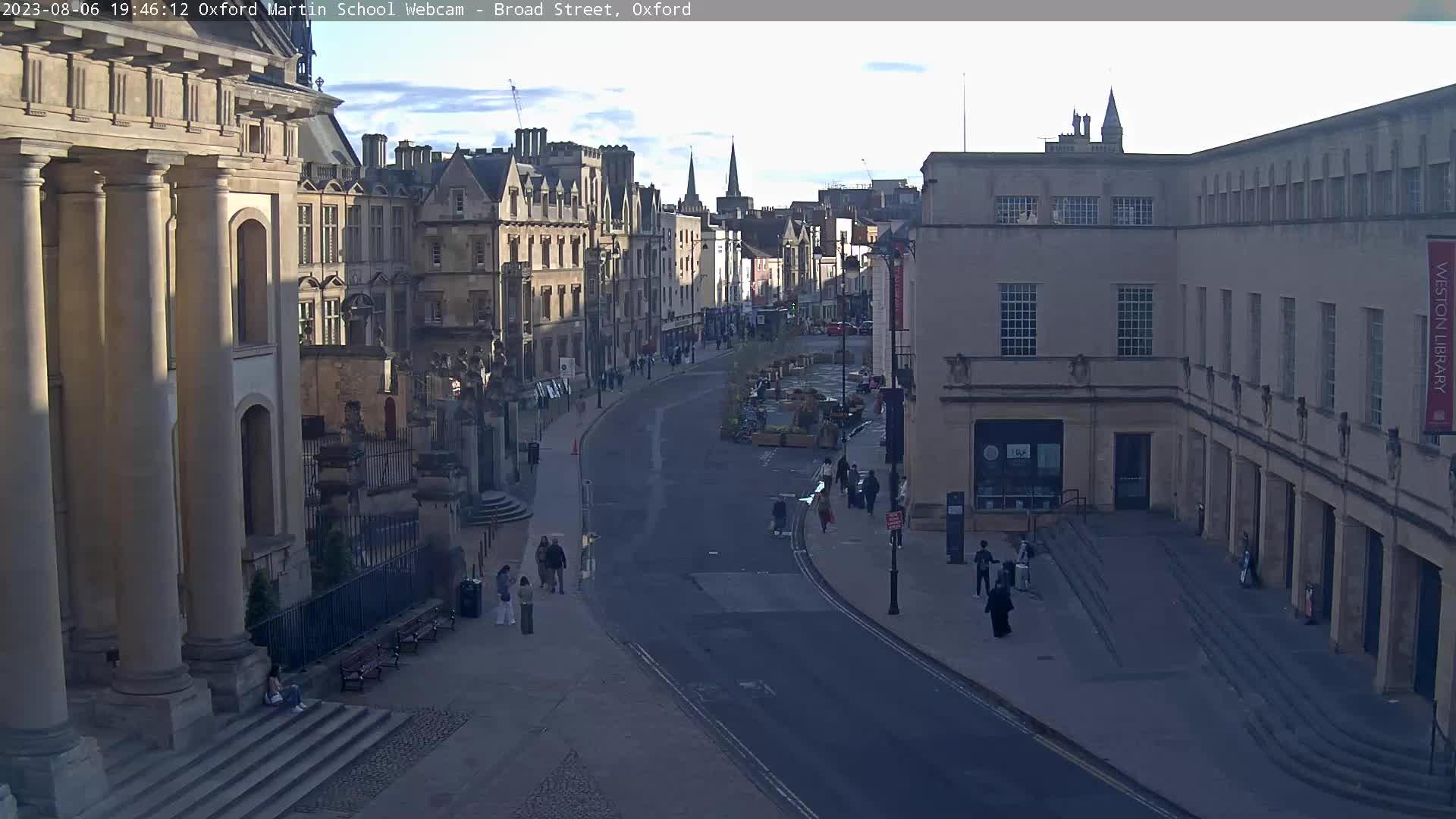 Oxford Sun. 19:46