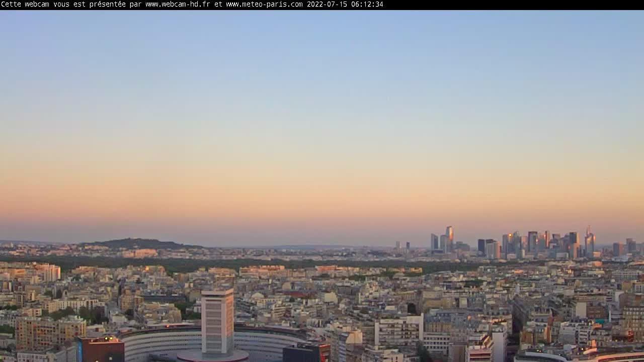 Parigi Gio. 06:23