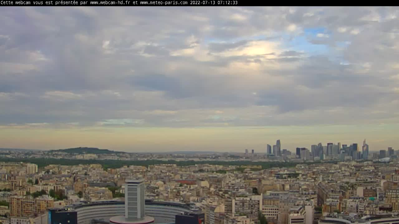 Parigi Gio. 07:23