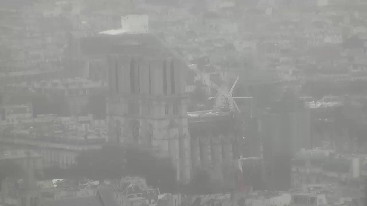 Webcam Notre Dame Paris