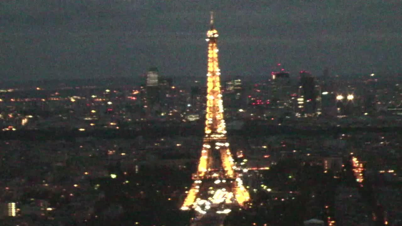 Webcam Live Tour Eiffel