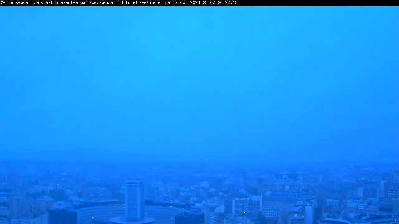 Paris Thu. 06:23