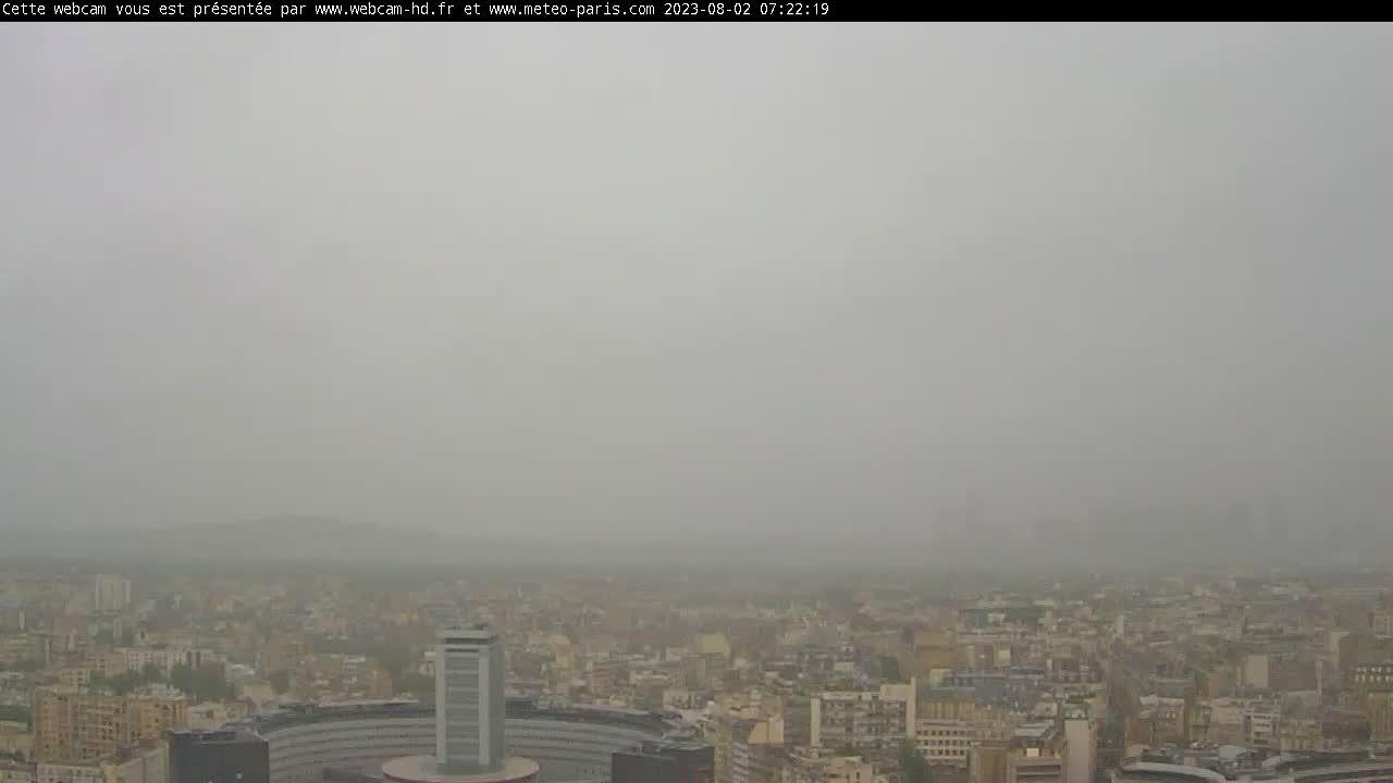Paris Thu. 07:23