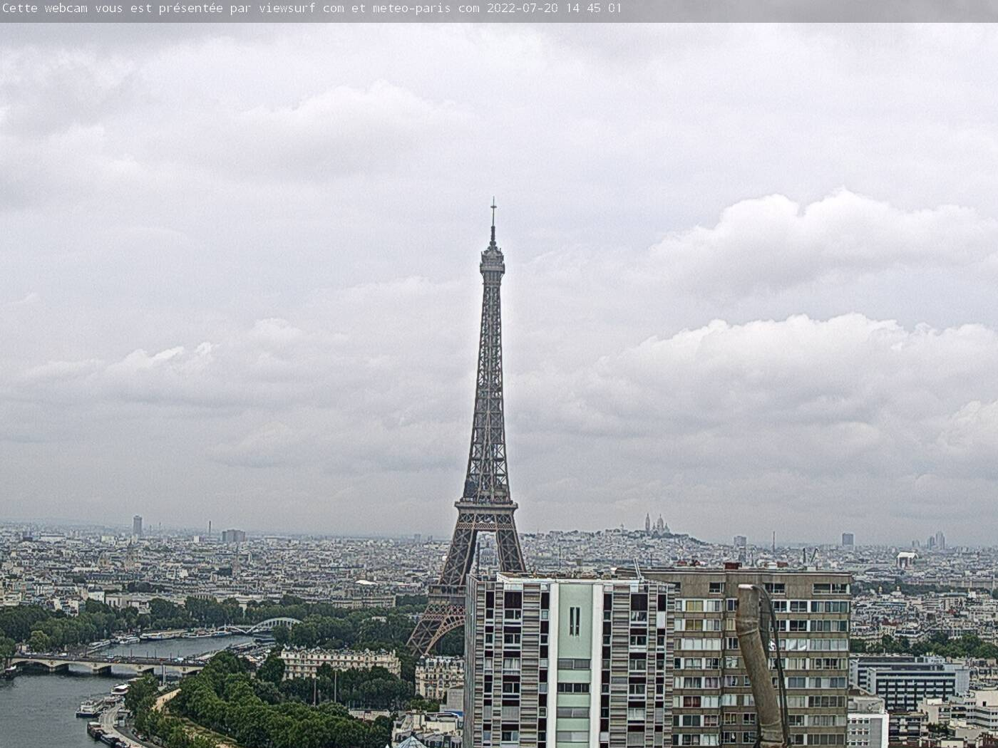 Livecam Paris