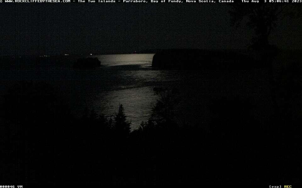 Parrsboro Sun. 05:07
