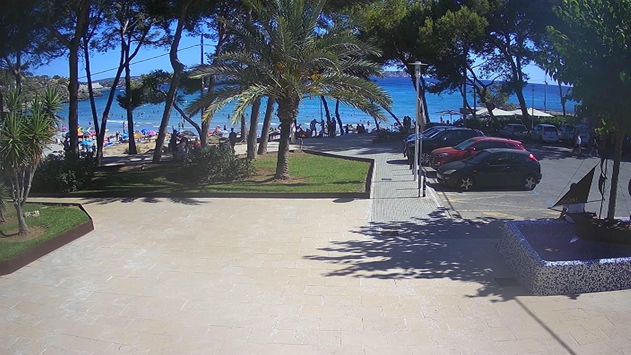 Peguera Webcam