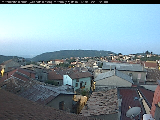 Petronà Wed. 05:21