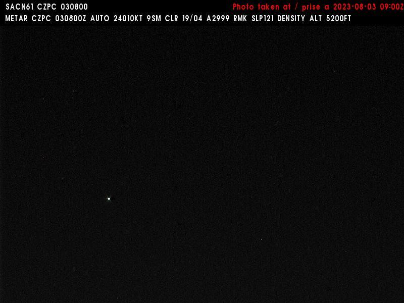 Pincher Creek Sun. 03:14
