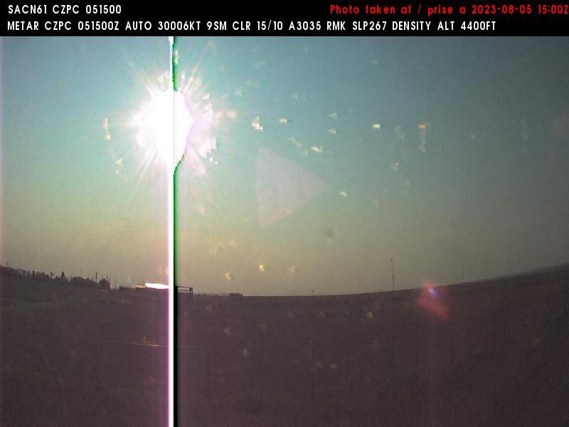 Pincher Creek Sun. 09:14
