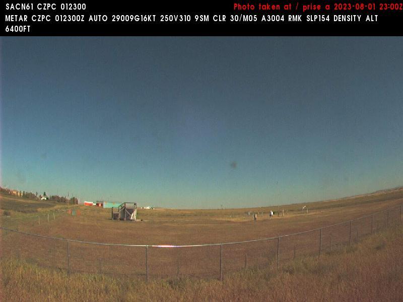 Pincher Creek Sun. 17:14