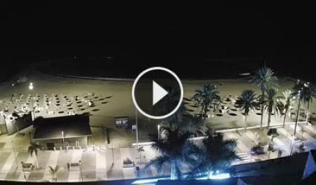 Playa de las Americas (Tenerife) Tue. 06:18