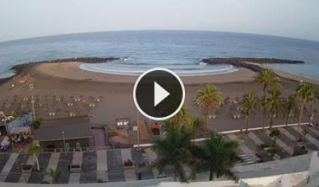 Playa de las Americas (Tenerife) Tue. 08:19