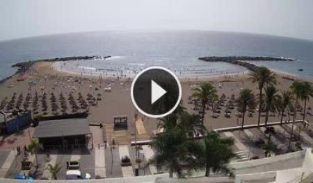 Playa de las Americas (Tenerife) Tue. 17:18