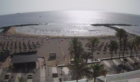 Playa de las Americas (Tenerife) Tue. 18:18