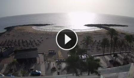 Playa de las Americas (Tenerife) Tue. 19:18