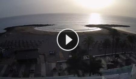 Playa de las Americas (Tenerife) Tue. 20:18