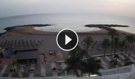 Playa de las Americas (Tenerife) Tue. 21:18