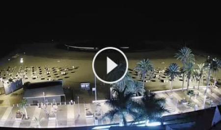 Playa de las Americas (Tenerife) Tue. 22:18