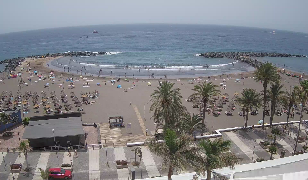 Playa De Las Americas Wetter