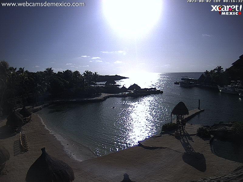Playa del Carmen Sun. 08:22