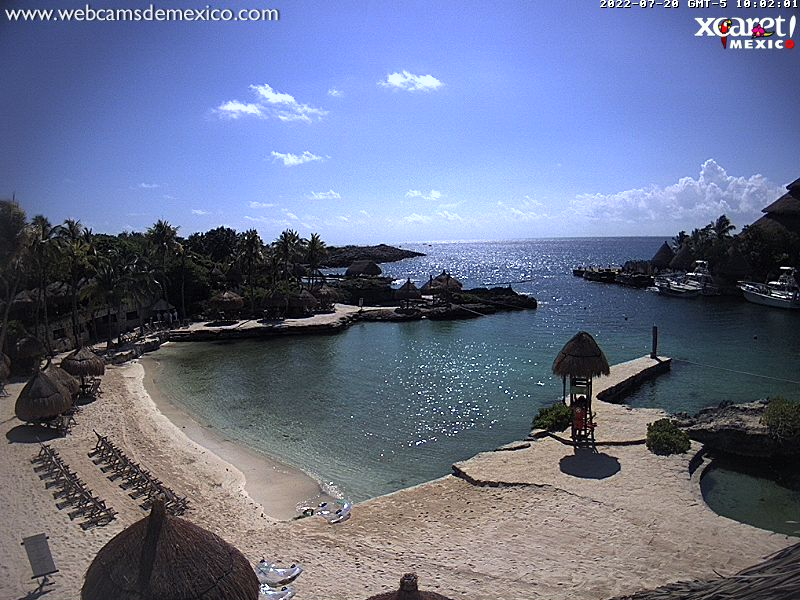 Playa del Carmen Sun. 10:22