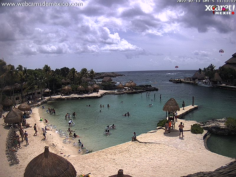 Playa del Carmen Sun. 11:22