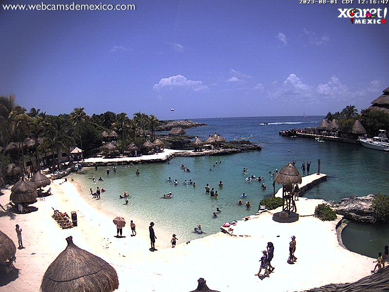 Playa del Carmen Sun. 12:22
