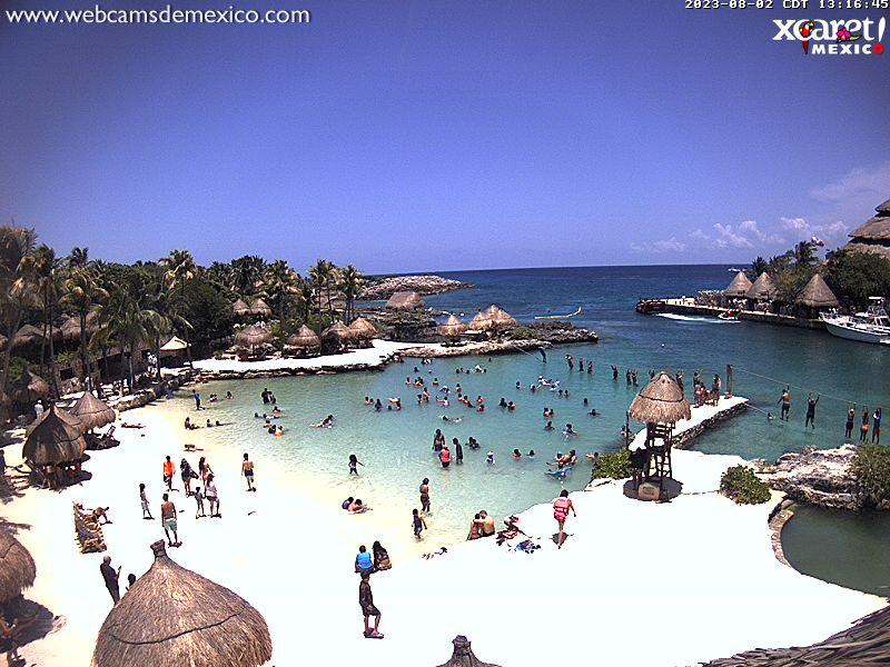 Playa del Carmen Sun. 13:22
